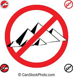 Pyramids symbol
