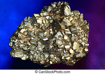Pyriet Mineral also known as fool's gold