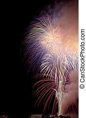 Pyro Games - Beautiful fireworks display at Zurrieq during ...