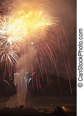 Pyro Launch - Beautiful fireworks display at Zurrieq during ...