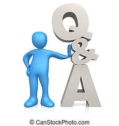 pytania, odpowiedzi