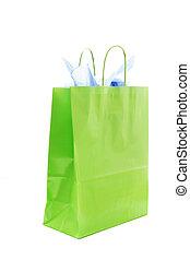 pytel, nakupování