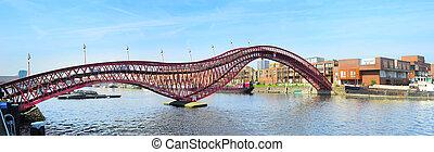 Python bridge, Amsterdam