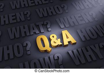q, 質問