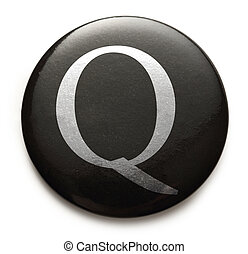 q, latino, lettera