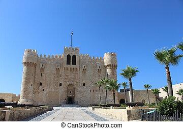 qaitbay, citadelle