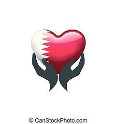 qatar αδυνατίζω , εικόνα , μικροβιοφορέας , φόντο , άσπρο