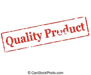 qiality, product