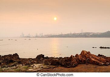 qingdao, tenger
