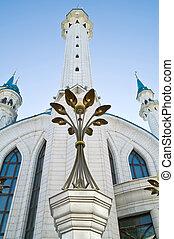 Qolsarif Mosque - Restored mosque of Qolsarif is in city ...