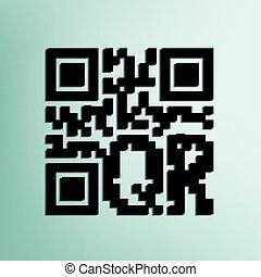 qr, code
