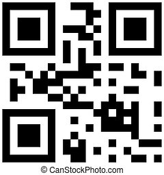 qr code love word - qr code with love word