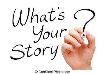 qué, es, su, historia, manuscrito, blanco