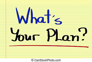 qué es, su, plan, concepto