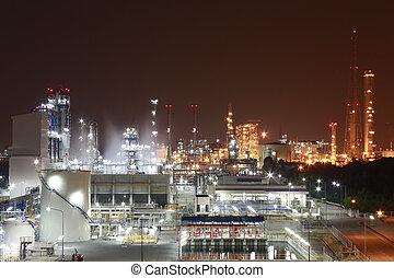 químico, industrial