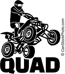 Quad driver with word