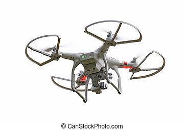 quadcopter, bourdon