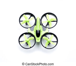 quadcopter green - Small multicopters to fly indoors