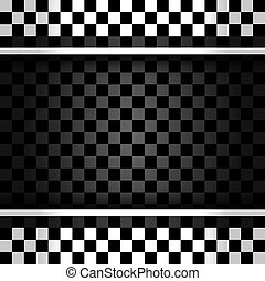 quadrado, correndo, fundo