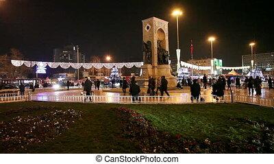 quadrat, 5, istanbul, taksim