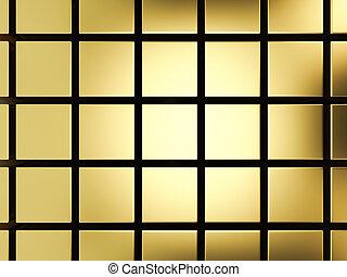 quadrat, blöcke, hintergrund