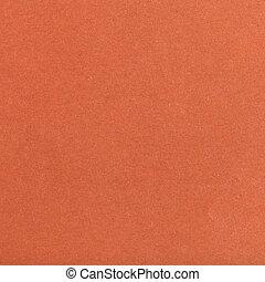 quadrat, hintergrund, von, kastanienbraun, pastell, papier