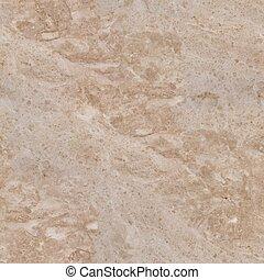 quadrat, licht, seamless, beschaffenheit, sanft, beiger marmor, tracery.
