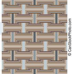 quadrat, seamless, verbindungen