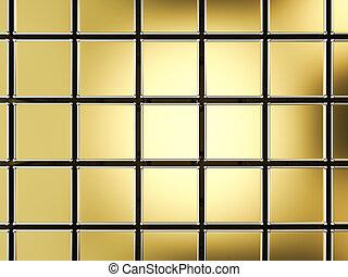 quadrato, blocchi, fondo