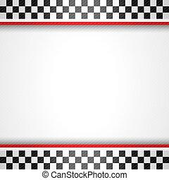 quadrato, da corsa, fondo
