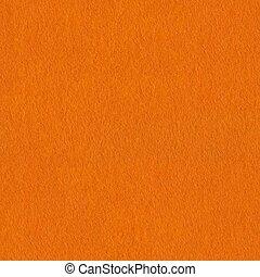 quadrato, felt., seamless, struttura, sfondo arancia, piastrella, ready.