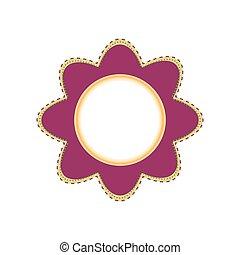 quadro fotografia, flor, chamomile, forma