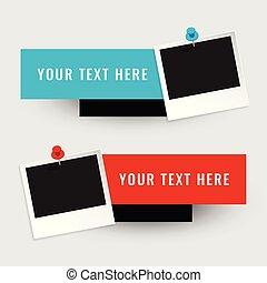 quadro fotografia, texto, espaço vazio