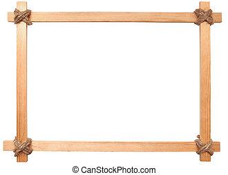 quadro, madeira, foto