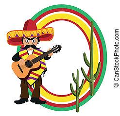 quadro, mexicano