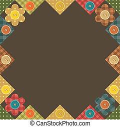 quadro, patchwork