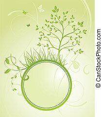quadro, verde