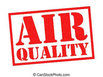 qualidade, ar