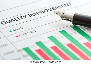 qualidade, melhoria, análise
