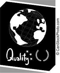 qualità, emblema