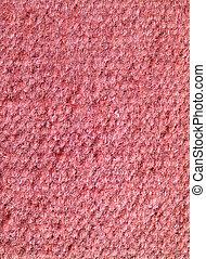 qualitativo, rosso, tessuto, struttura