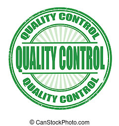 Quality control stamp - Quality control grunge rubber stamp ...