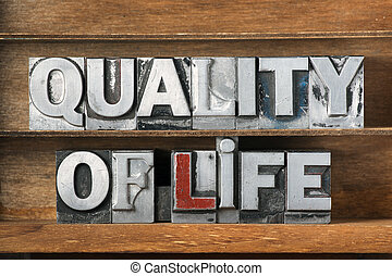 quality of life tray