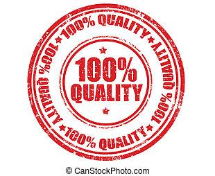 Quality-stamp
