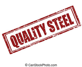 Quality steel-stamp