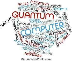 quantum, コンピュータ