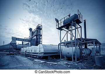 Quarry machinery and equipment