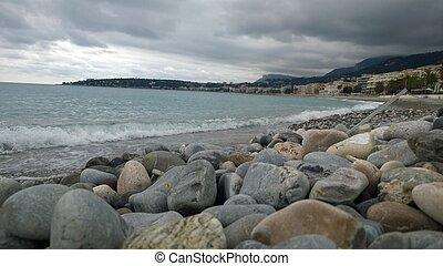 quarrying, praia, deslumbrante