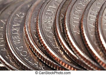 quarter american coins
