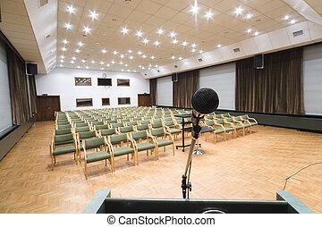 quarto conferência